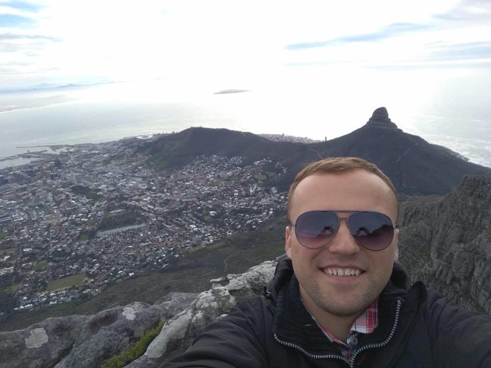Jen chodím do Kapského města